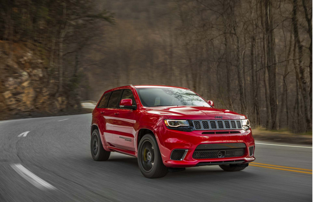 2019 Jeep Grand Cherokee Review Ratings Specs Prices And Photos The Car Connection