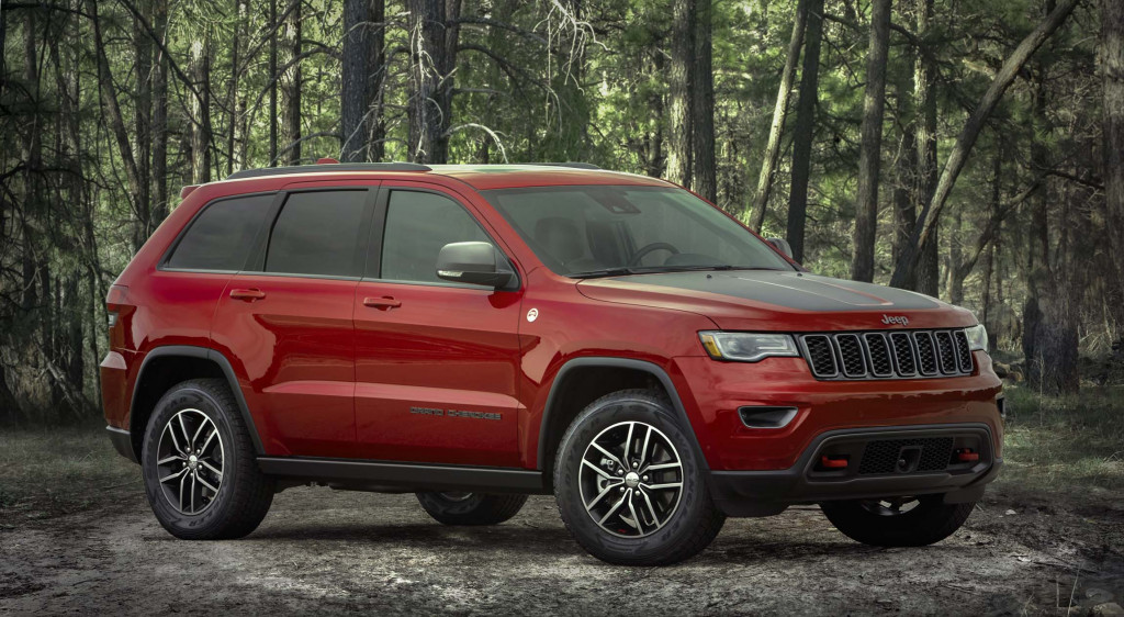 2019 Jeep Grand Cherokee vs 2019 Chevrolet Blazer: Compare crossover SUVs