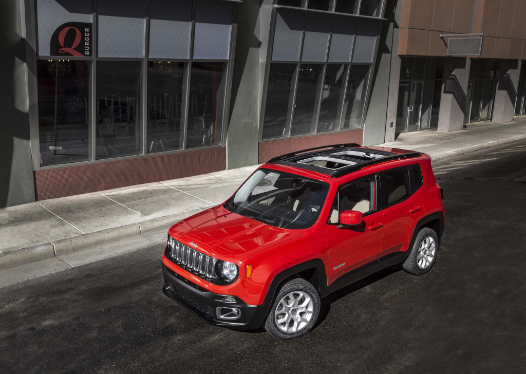 2019 Jeep Renegade Review Ratings Specs Prices And Photos The Car Connection
