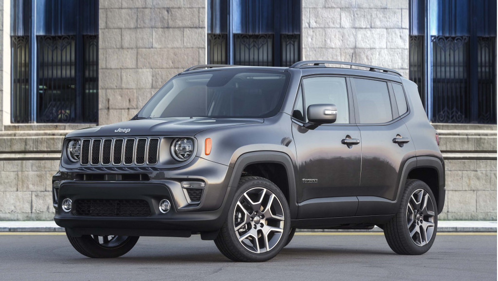 2019 Jeep Renegade, Fiat 500X crossover SUVs recalled for airbag issue