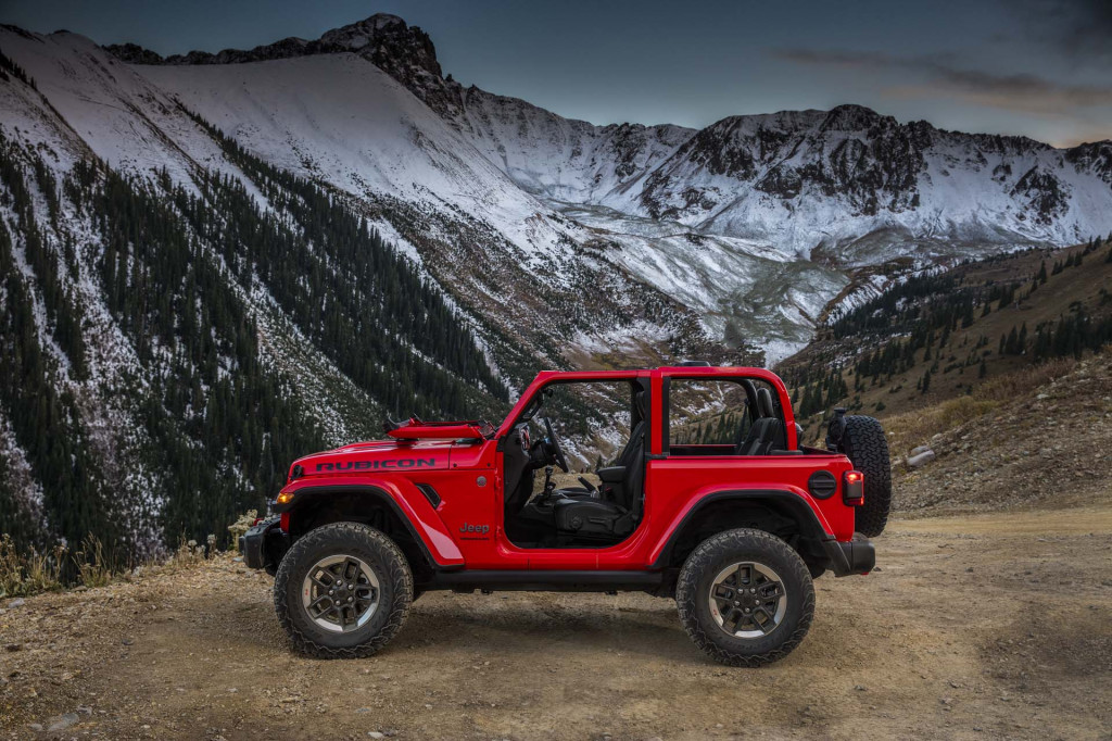 What makes a Jeep a Jeep?