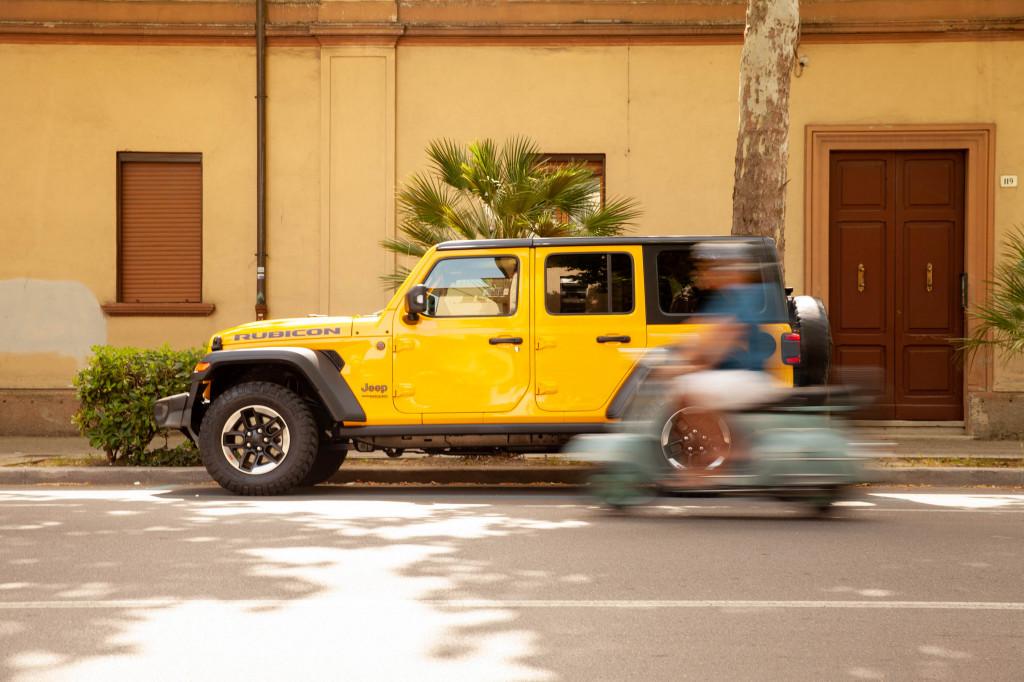 2019 Jeep Wrangler Rubicon in Rimini (Crossing the Rubicone)