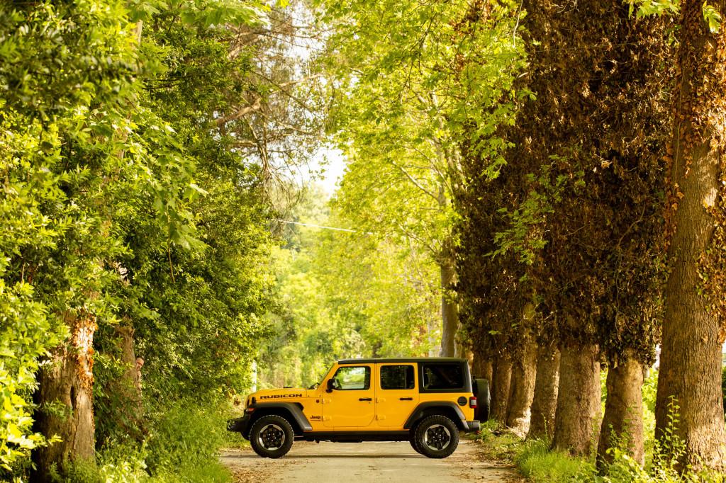 2019 Jeep Wrangler Rubicon (Crossing the Rubicone)