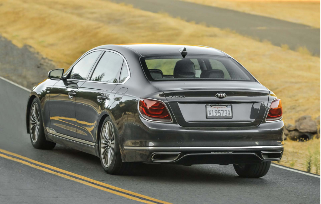 All New 2019 Kia K900 Preview: 2019 Kia K900 First Drive Review: Tighter And More European