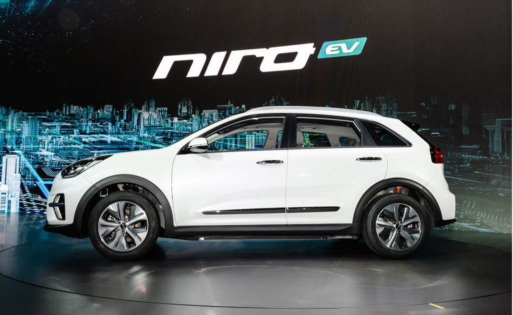 2019 Kia Niro EV: News, Mileage, Design, Price, >> 2019 Kia Niro Ev Rated At 239 Miles On Sale Soon
