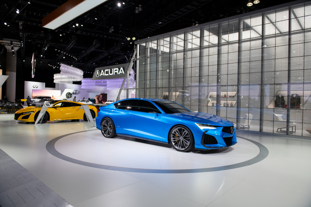 2019 LA Auto Show Highlights
