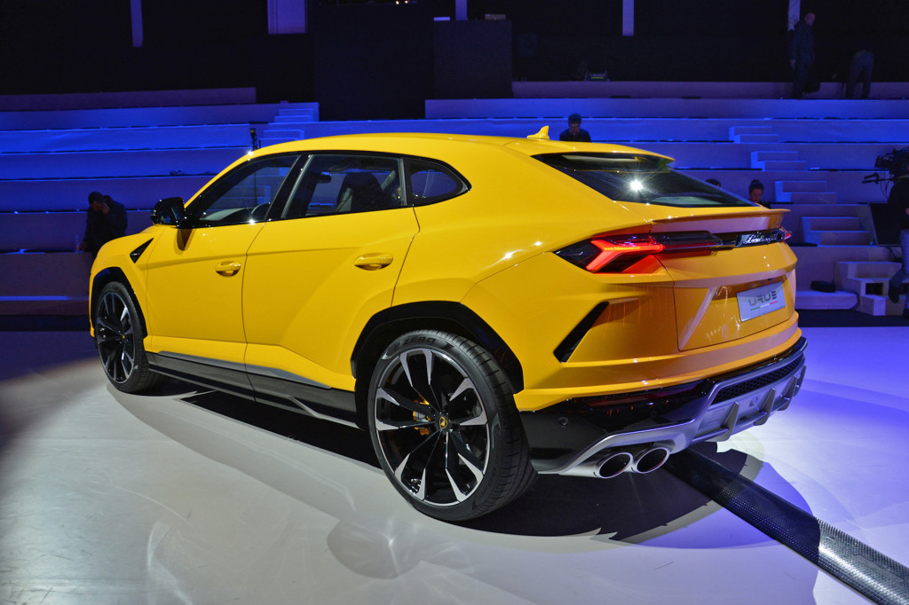 No bull: 70 percent of Lamborghini Urus buyers are new to the brand