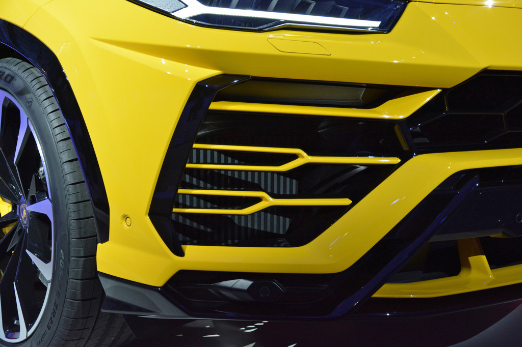 How Lamborghini evolved from the LM 002 to the Urus