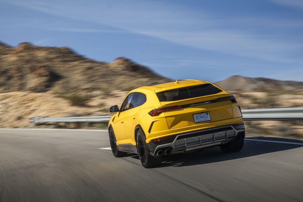 2019 Lamborghini Urus first drive review: All-around superstar