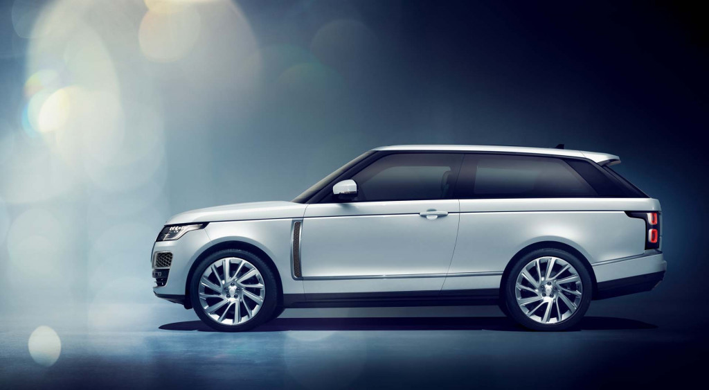 Land Rover Range Rover SV Coupe revealed, priced from $295,000