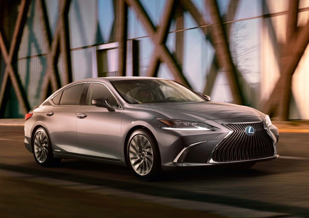 2019 Lexus ES Review, Ratings, Specs, Prices, and Photos