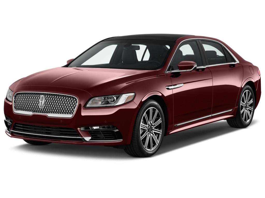 2019 Lincoln Continental Review Ratings Specs Prices And Photos