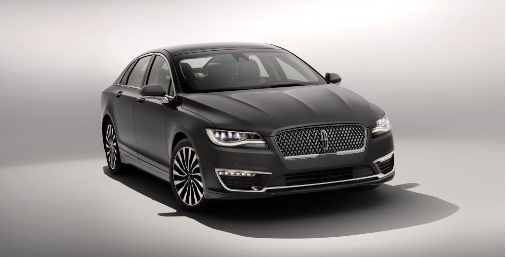 New Lincoln Zephyr to replace MKZ?