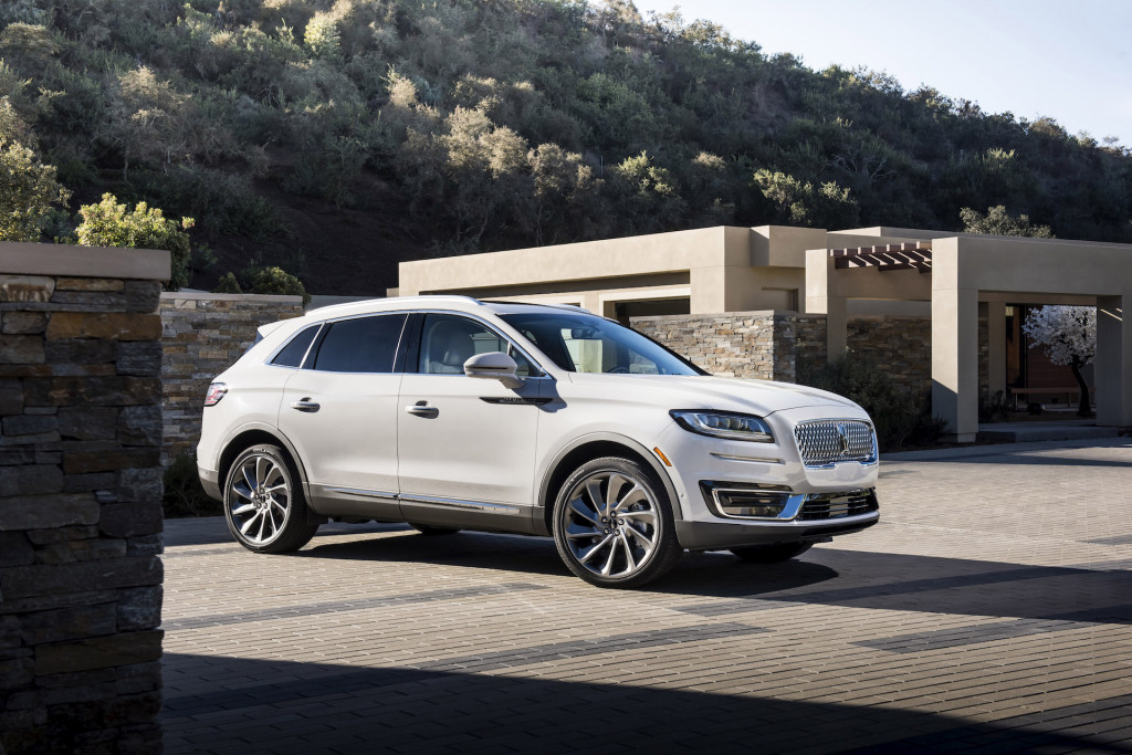 2019 Lincoln Nautilus Starts At 41 335 Online Configurator Now Live