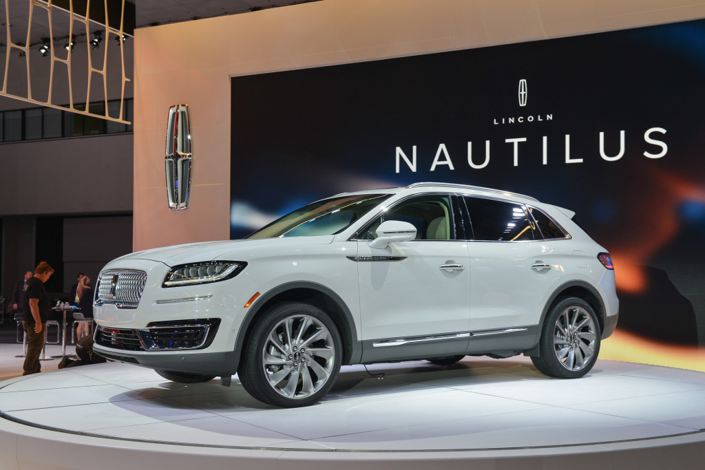 Set sail for luxury? 2019 Lincoln Nautilus video preview