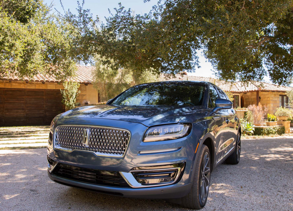 2019 Lincoln Nautilus first drive review: Deep dive into crossover luxury