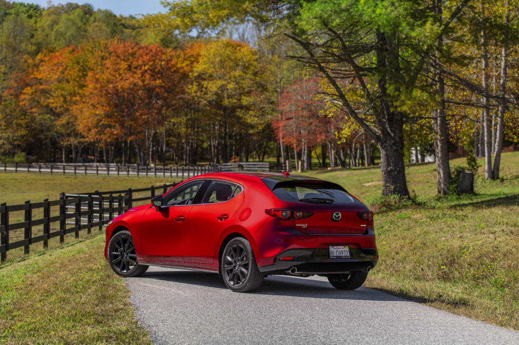 Mazda 3: Best Car To Buy 2020 Nominee