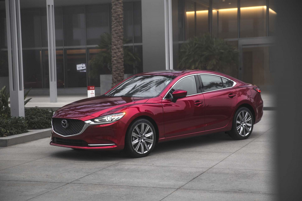 2019 Mazda Mazda6 Review Ratings Specs Prices And Photos The Car Connection