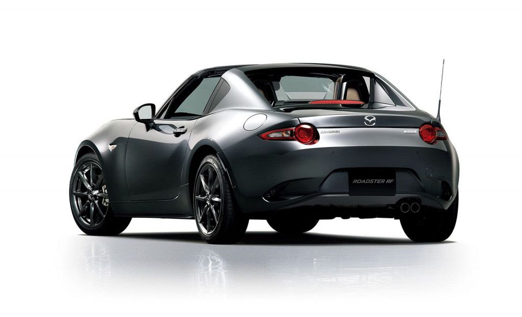 Mazda reveals updated MX-5 Miata with more power, features