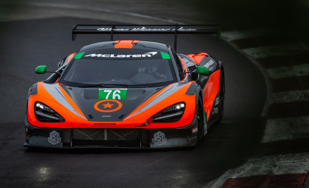 McLaren to race in North America in new WeatherTech Sprint Cup series