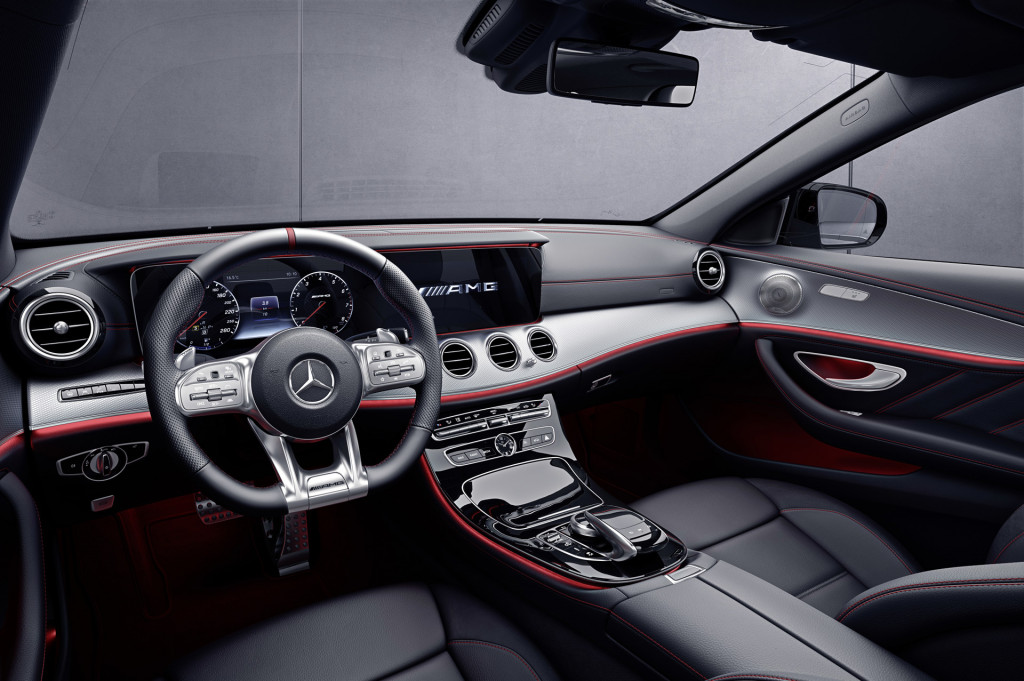 2019 Mercedes-AMG E53 mild hybrid arrives in late 2018 to replace the E43