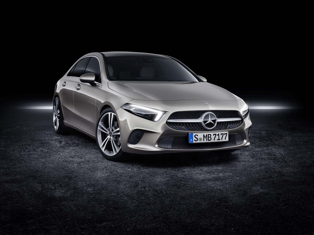Mercedes-Benz A250e in the works to join plug-in hybrid lineup