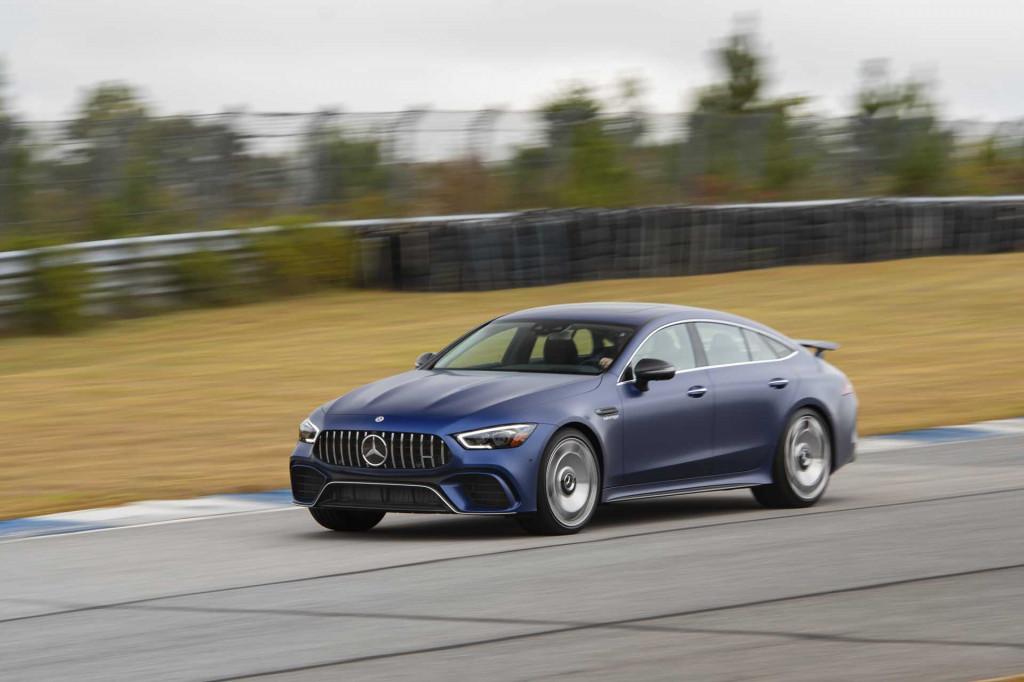 2019 Mercedes-AMG GT 4-Door - Best Car To Buy 2020
