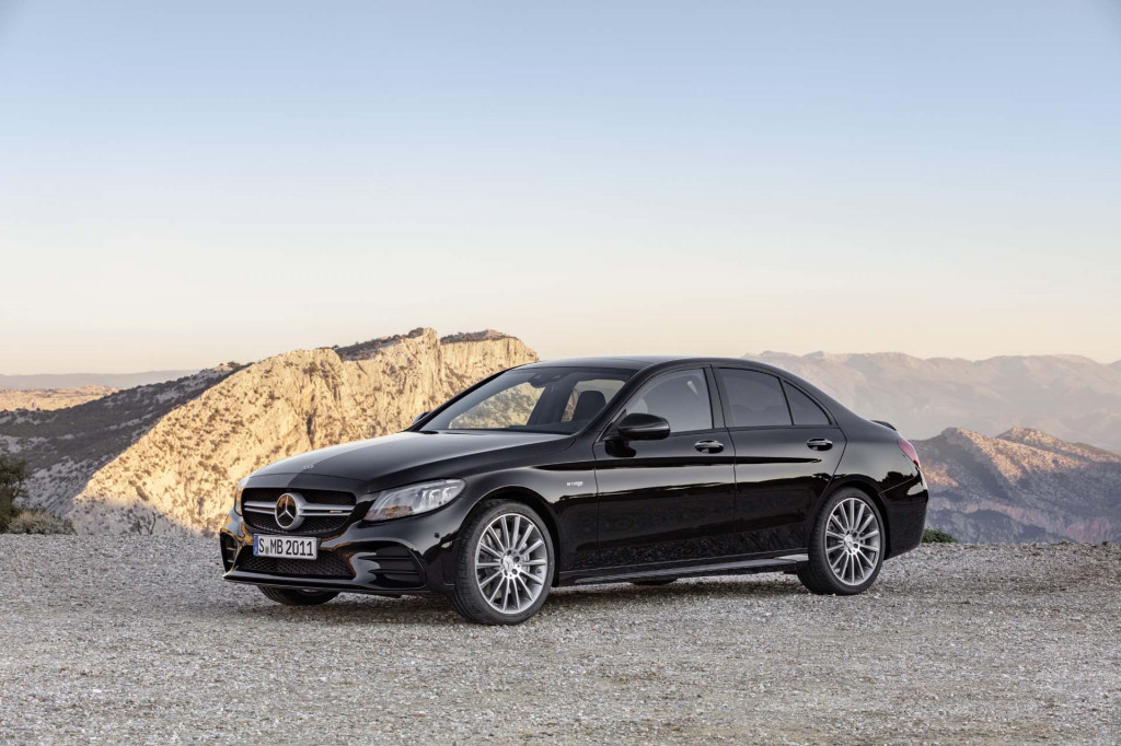 2019 Mercedes Benz C Class Review Ratings Specs Prices And