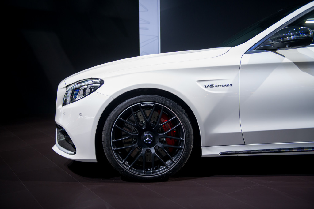 2019 Mercedes-AMG C43 and C63 video preview