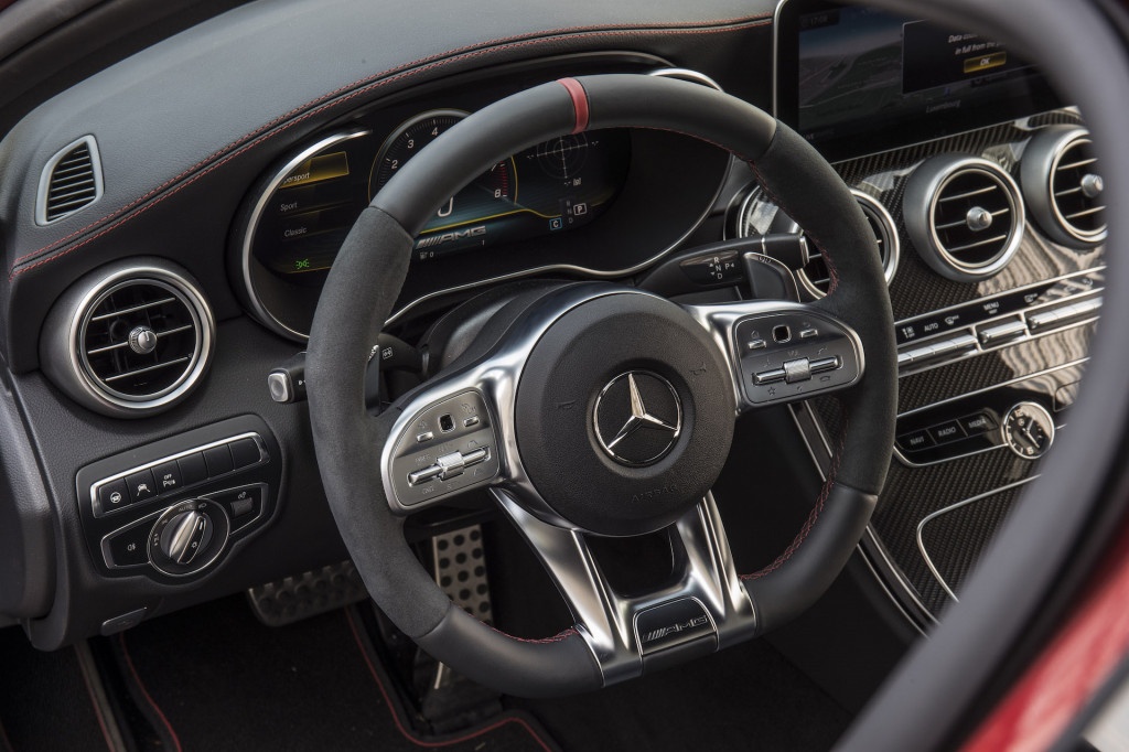 2019 Mercedes-Benz C300 and C43 first drive review: subtle upgrades, big safety
