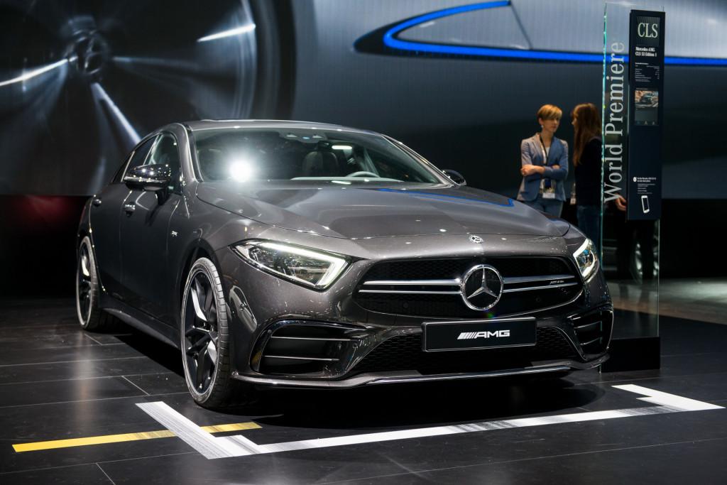 Efficiency meets performance in AMG's new 53 series
