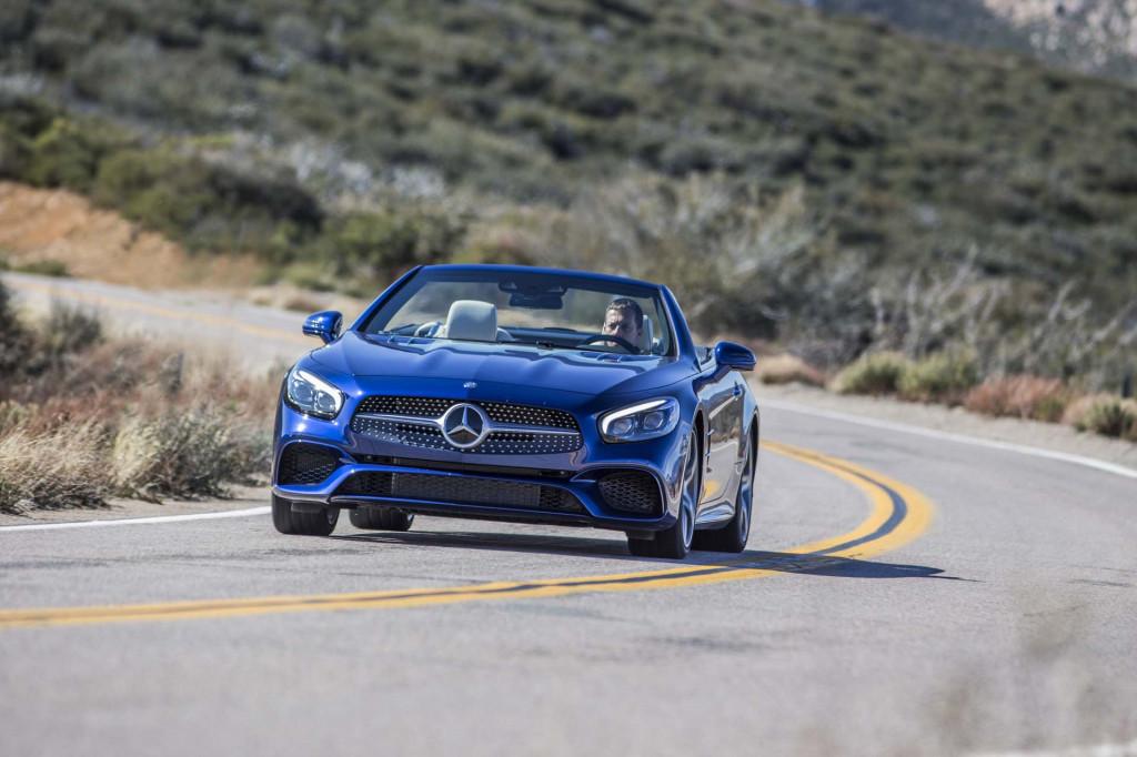 Mercedes-AMG confirms details on next-generation SL-Class