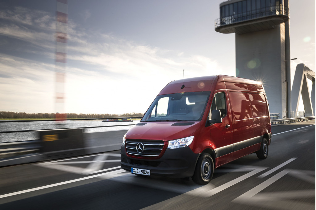 2019 Mercedes-Benz Sprinter first drive: generational shift, but as useful as ever