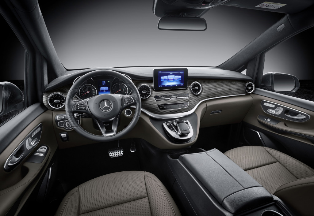 2019 Mercedes-Benz V-Class