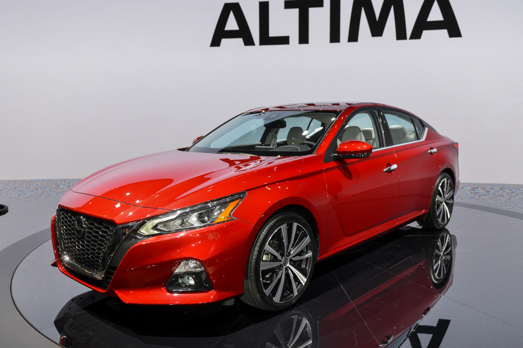 Image 2019 Nissan Altima 2018 New York Auto Show Size