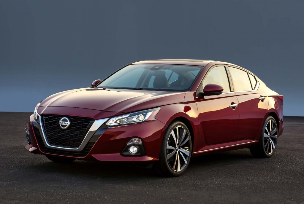 2019 Nissan Altima Review Ratings Specs Prices And Photos The