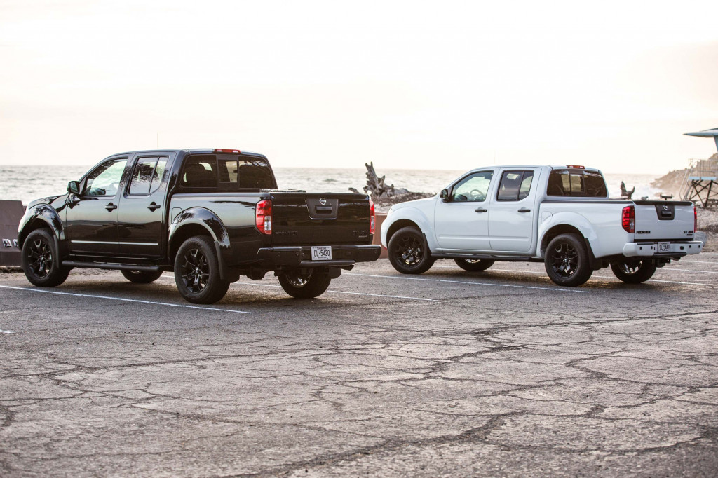 2019 Nissan Frontier pickup truck turns 15, adds more standard features