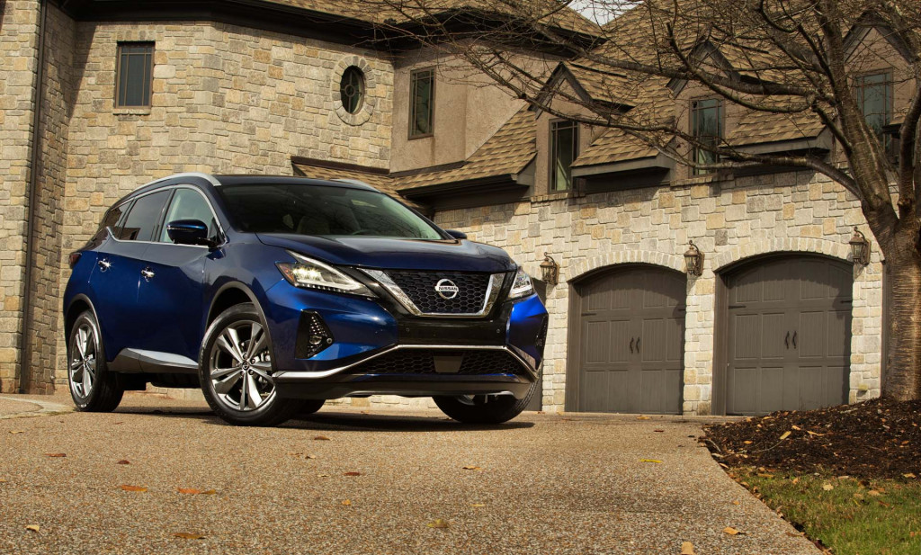 Restyled 2019 Nissan Murano price rises to $32,315