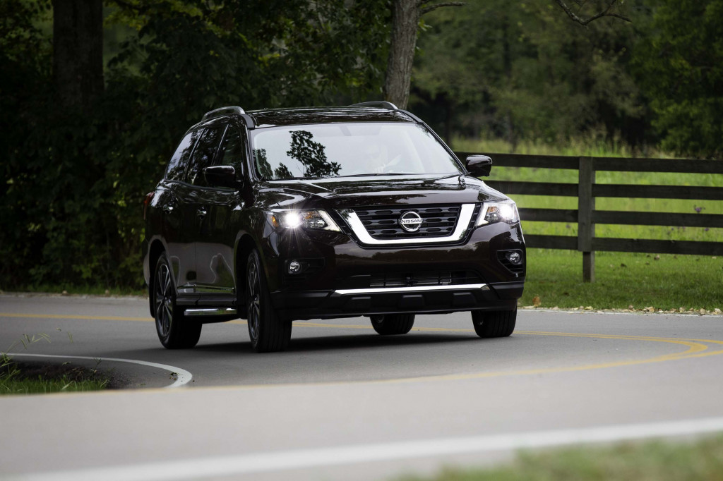 2019 Nissan Pathfinder Review, Ratings, Specs, Prices, And Photos   The Car  Connection