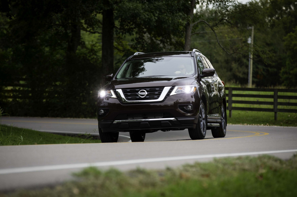 2019 Nissan Pathfinder, Ram 2500 Power Wagon, Audi e-tron