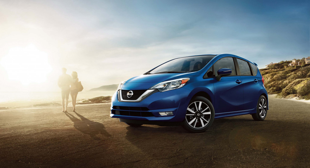 2019 Nissan Versa Note adds Apple CarPlay, Android Auto compatibility