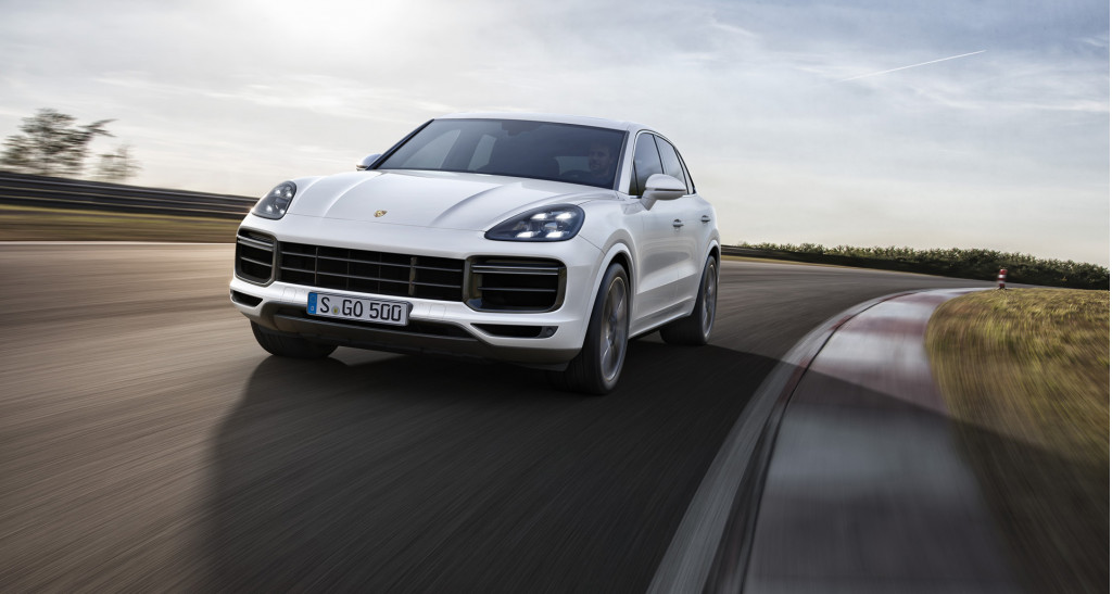 2019 Porsche Cayenne preview