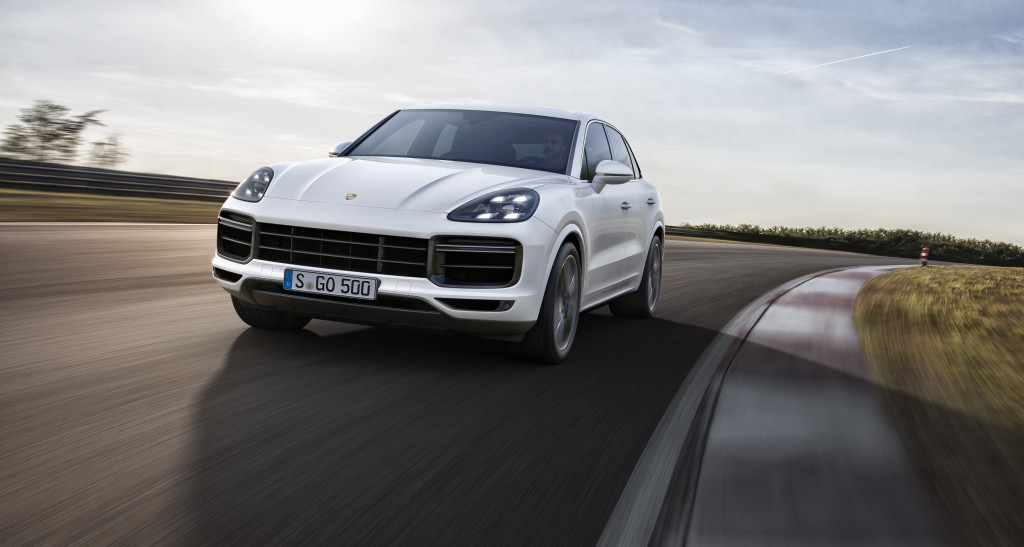 Porsche's new sports vehicle subscription plan