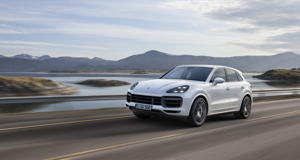 First drive review: The 2019 Porsche Cayenne Turbo sets all the thirst traps