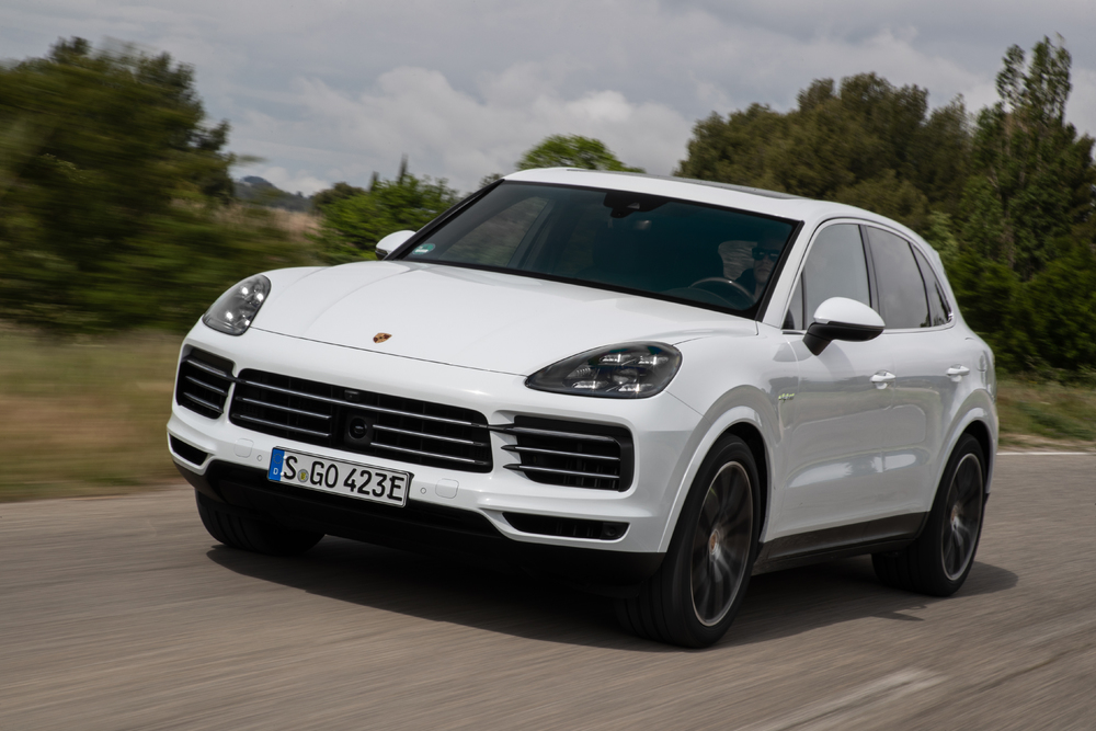 2019 Porsche Cayenne E Hybrid First Drive Review S Case For Electrification