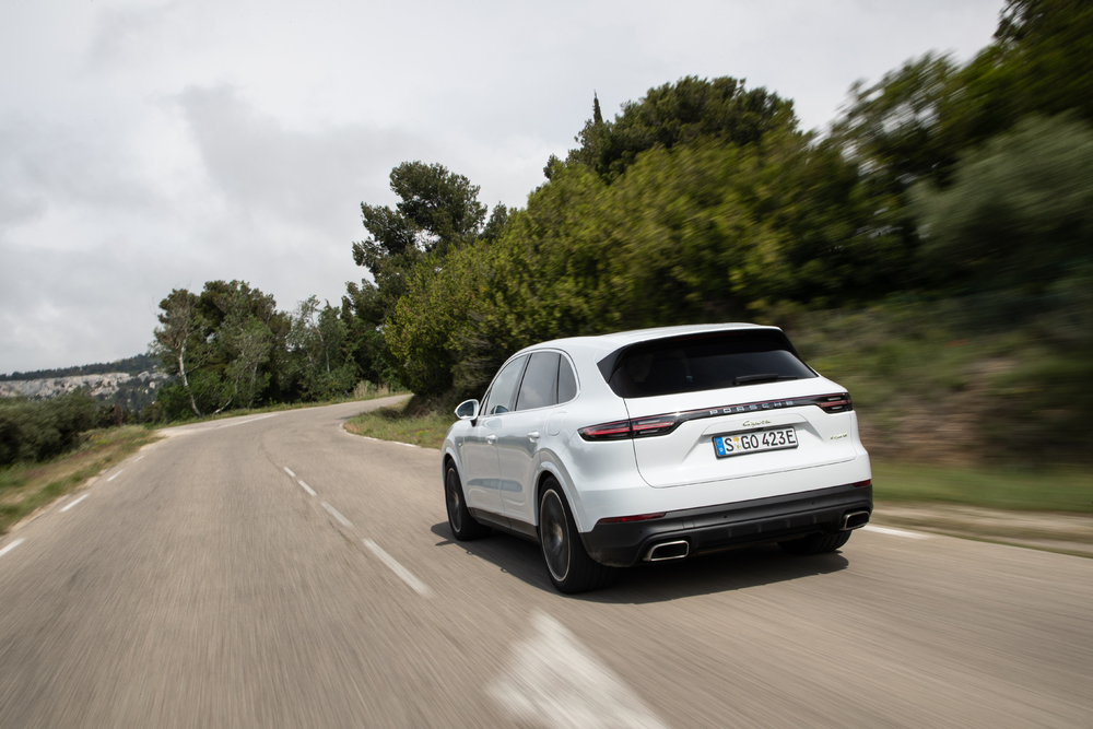 2019 Porsche Cayenne E-Hybrid first drive review: Porsche's case for electrification
