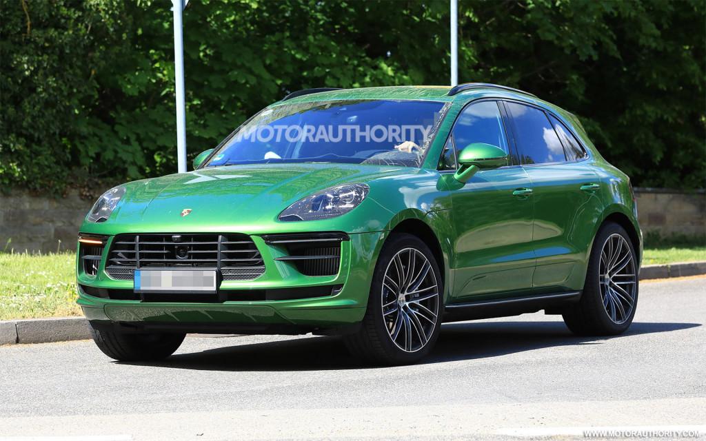 Porsche hints at upgrades for 2019 Porsche Macan