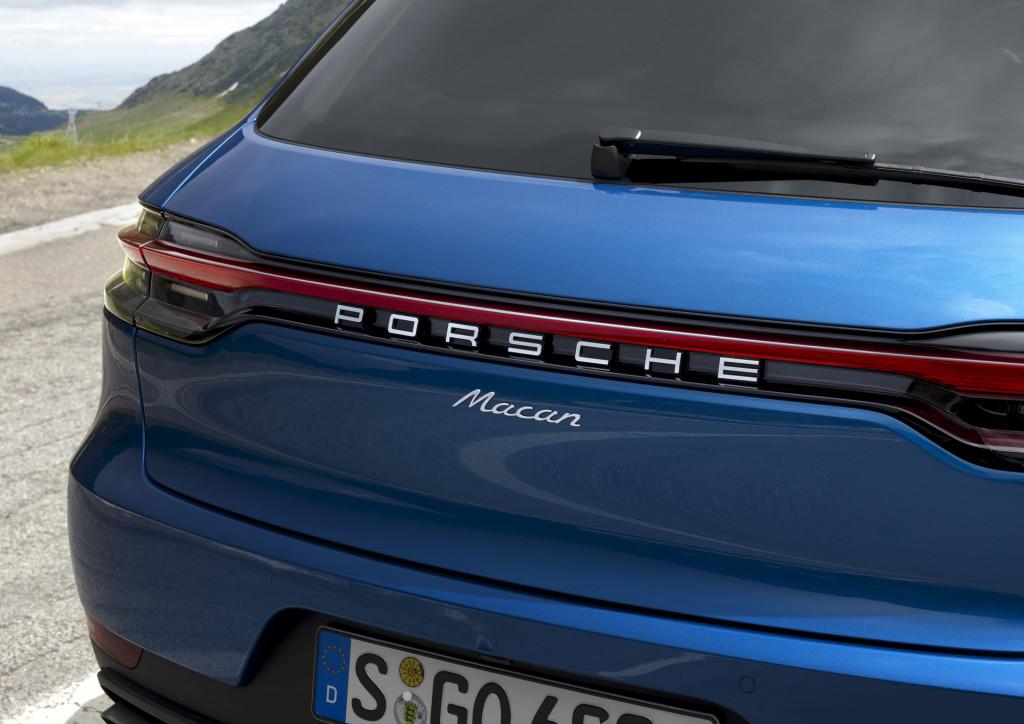2019 Porsche Macan brings new look to 2018 Paris auto show