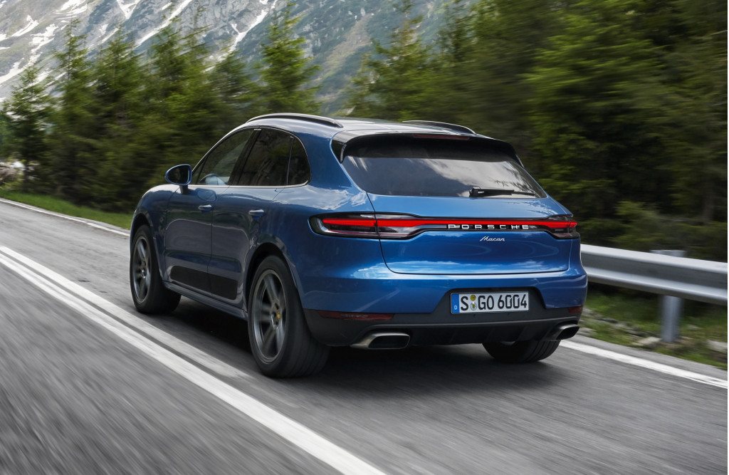 2019 Porsche Macan: Updated, Changes, Price >> 2019 Porsche Macan Preview