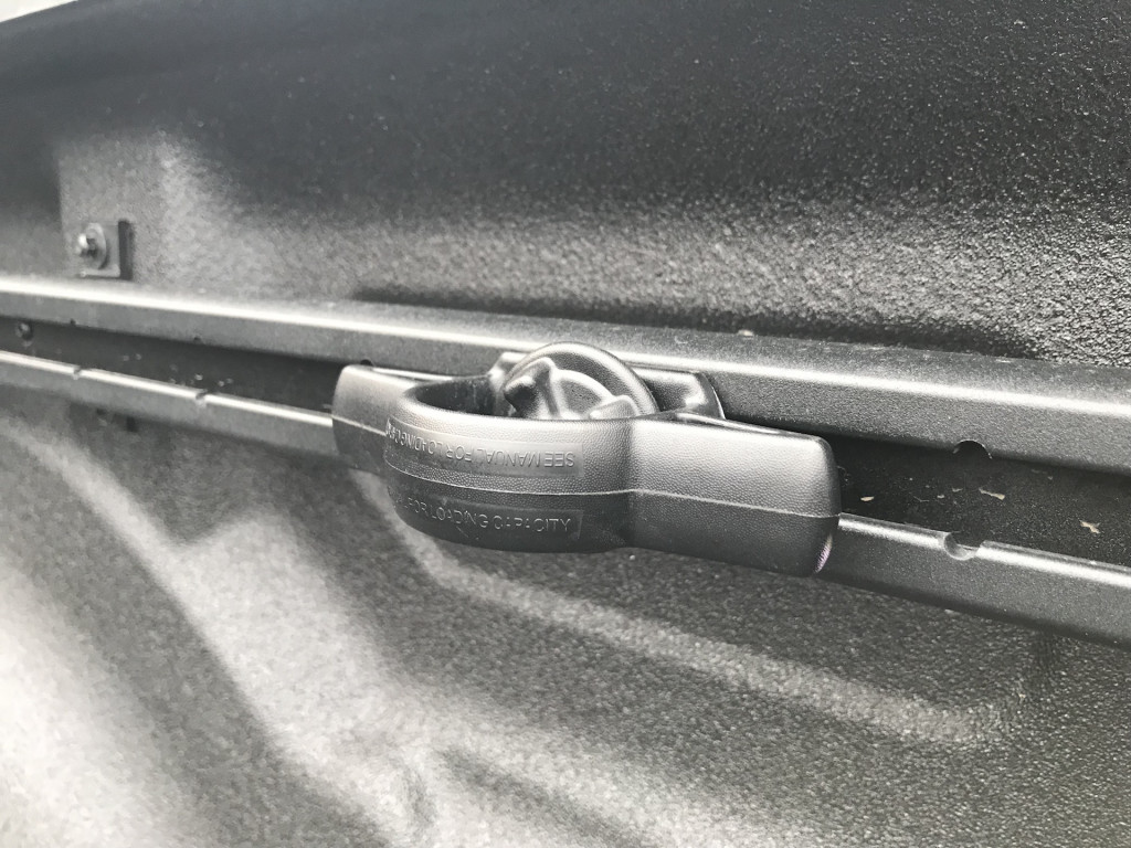 Living and working with the 2019 Ram 1500